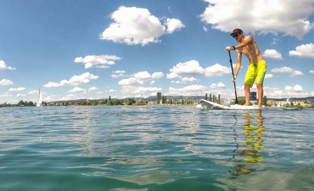 Stand Up Paddle Switzerland