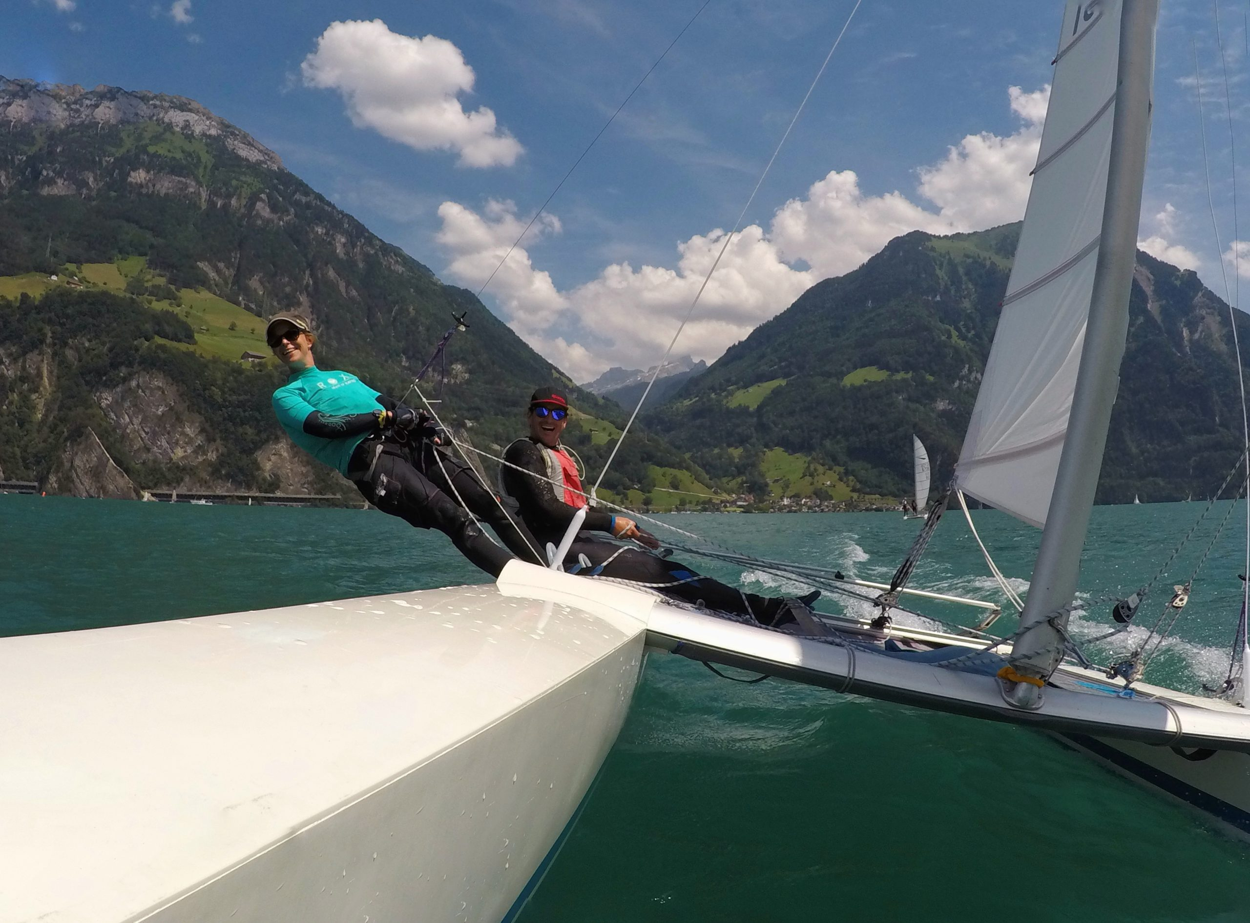 Wannabe Watersports - Watersports in & around Switzerland. Passionate about Sailing, Windsurfing, Stand Up Paddle (SUP) or anything that get's us wet.