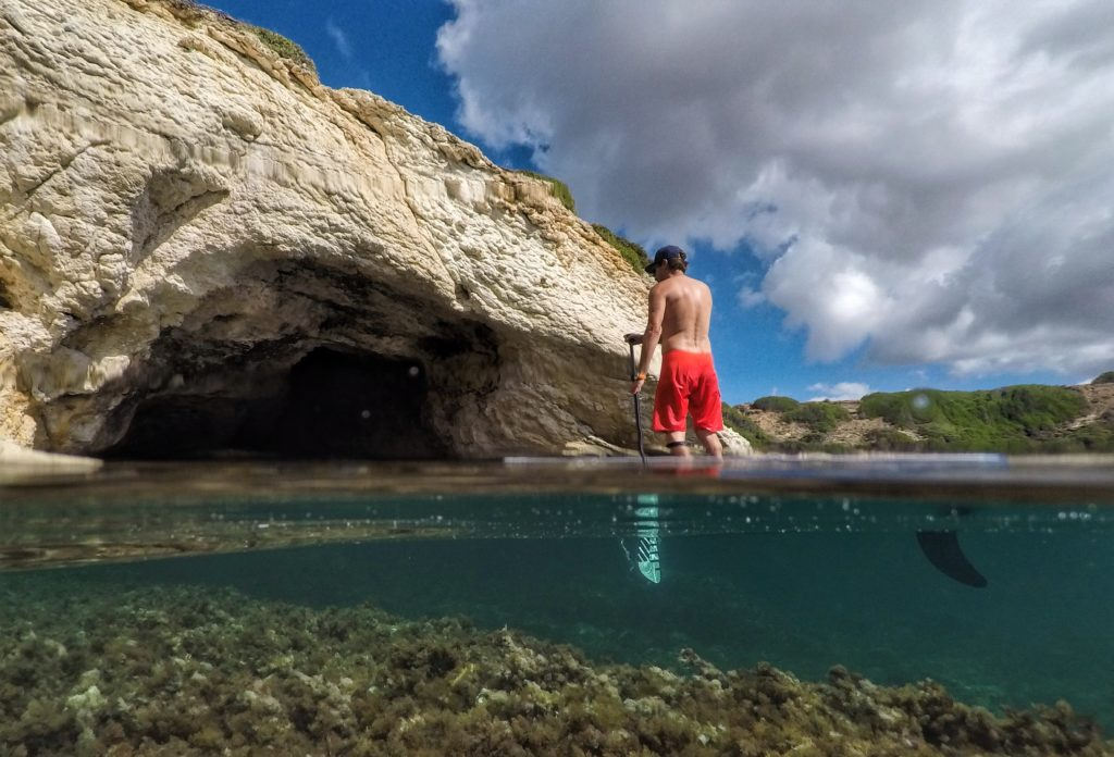 SUP Sardinia