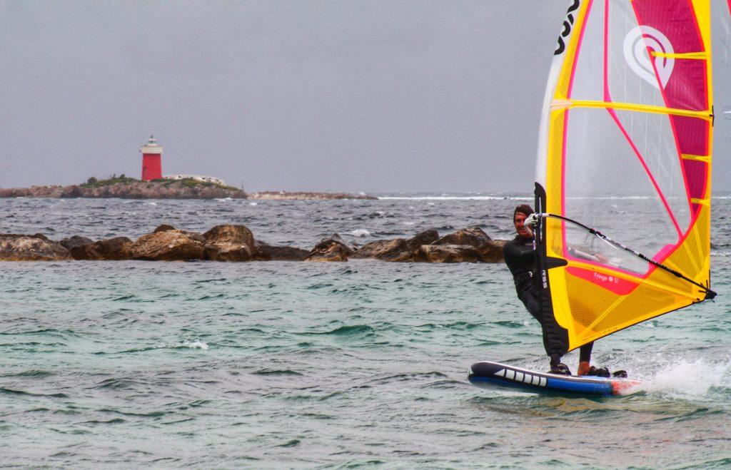 STX Freeride 280 Inflatable Windsurf Board