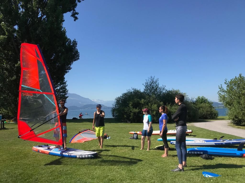 Windsurfing Beginner Course